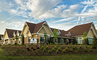 SENIOR & ASSISTED LIVING - The Pearl @ Five Forks